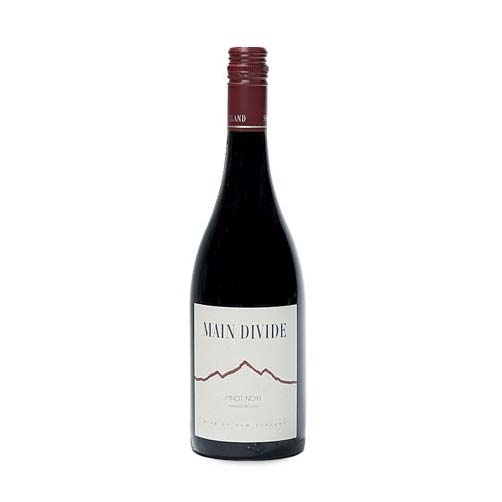 New Zealand Canterbury Pinot Noir