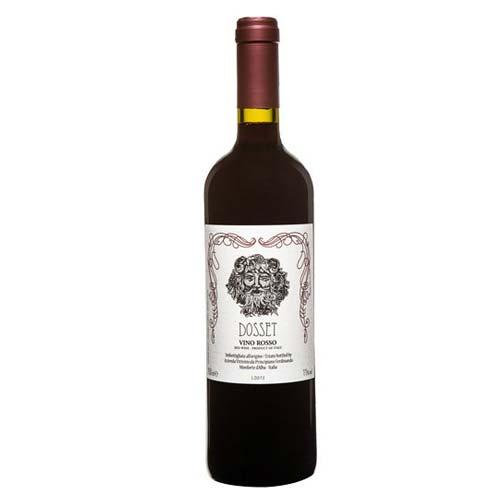 """Vino Rosso """"Dosset"""""""