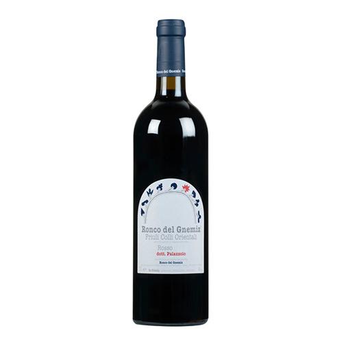 """Colli Orientali del Friuli Rosso DOC """"dott. Palazzolo"""""""
