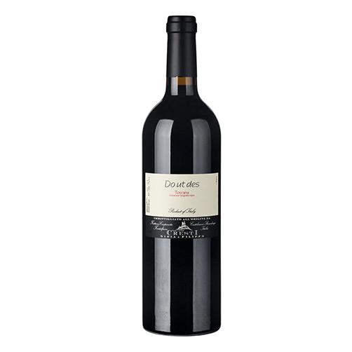 """Toscana Rosso IGT """"Do ut des"""" 2012"""