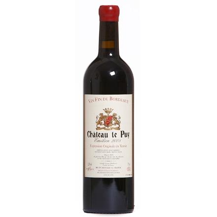 Bordeaux Côtes de Francs AOC Château Le Puy Rouge