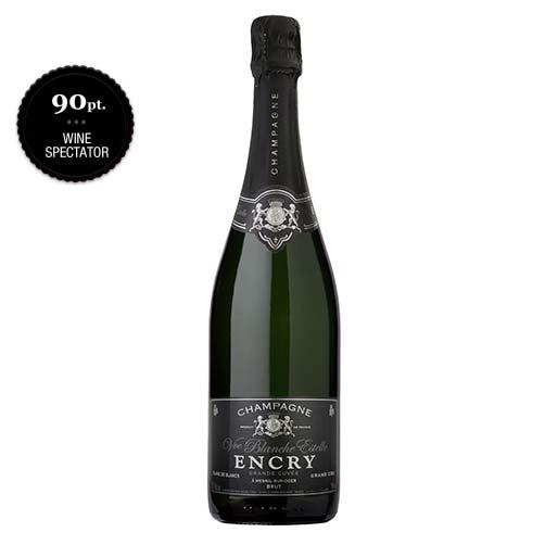 "Champagne Brut Blanc de Blancs Grand Cru ""Encry Grande Cuvée"" Magnum"