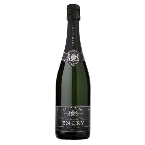 """Champagne Brut Blanc de Blancs Grand Cru """"Encry Grande Cuvée"""" Jéroboam"""