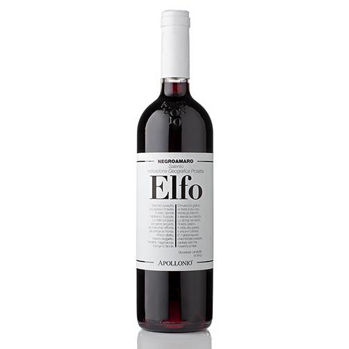 "Salento Negroamaro IGT ""Elfo"""