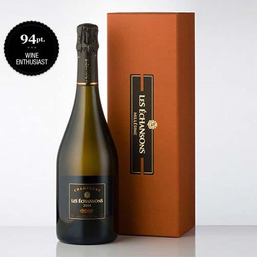 "Champagne Brut Grand Cru ""Les Échansons"""