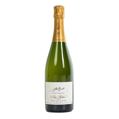 Champagne Extra Brut Cuvée
