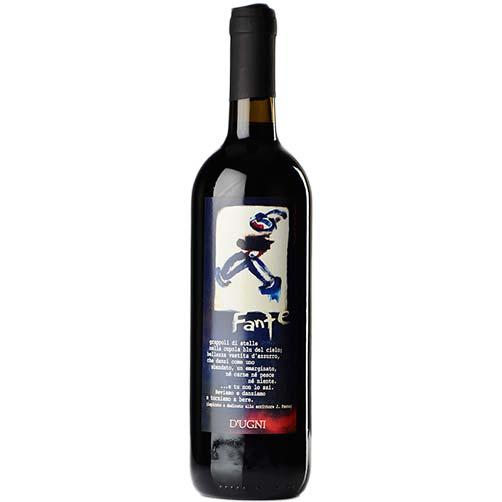 """Vino Rosso """"Fante"""""""