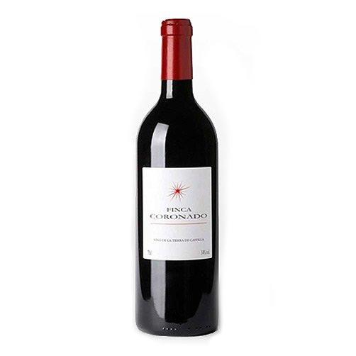 """Vino de la Tierra de Castilla y León IGP """"Finca Coronado"""""""