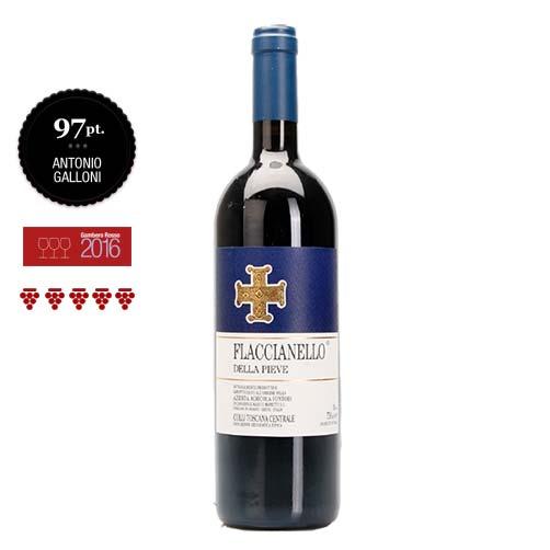 """Colli Toscana Centrale Rosso IGT """"Flaccianello della Pieve"""" 2012 Magnum"""