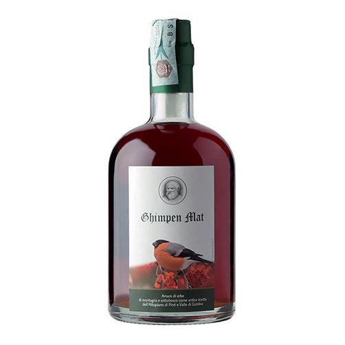 "Liquore Amaro di Erbe ""Ghimpen Mat"""
