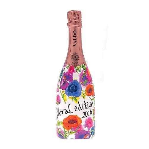 """Spumante Metodo Charmat Rosé Brut """"Floral Edition 2016"""""""