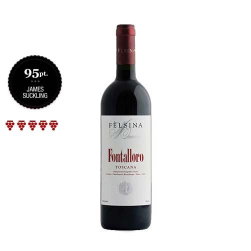 """Toscana Sangiovese IGT """"Fontalloro"""""""
