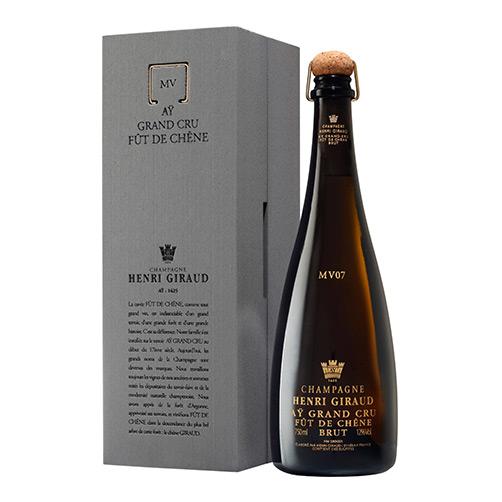 "Champagne Brut Grand Cru ""Fût de Chêne MV07"""