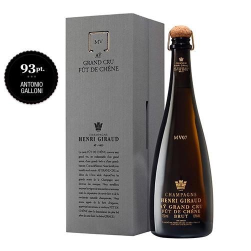 """Champagne Brut Grand Cru """"Fût de Chêne MV09"""" Magnum"""