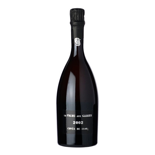 """Champagne Brut Blanc de Blancs """"Le vigne aux Gamins"""""""