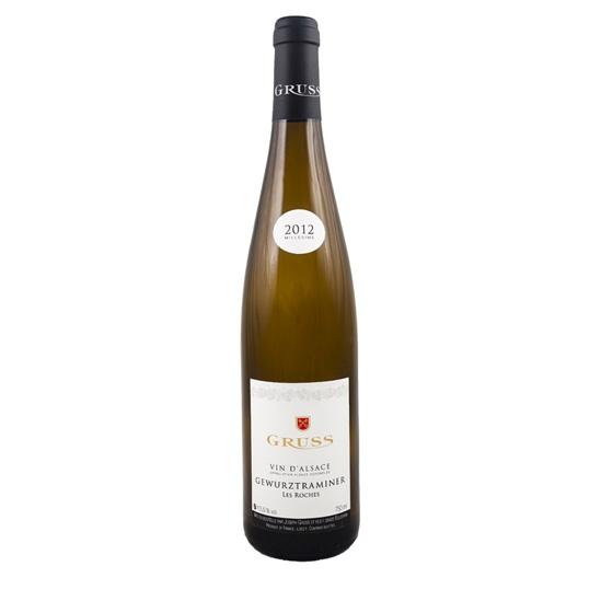 "Alsace Gewürztraminer ""Les Roches"""