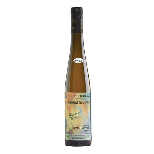 Alsace Gewurztraminer Vendanges Tardives