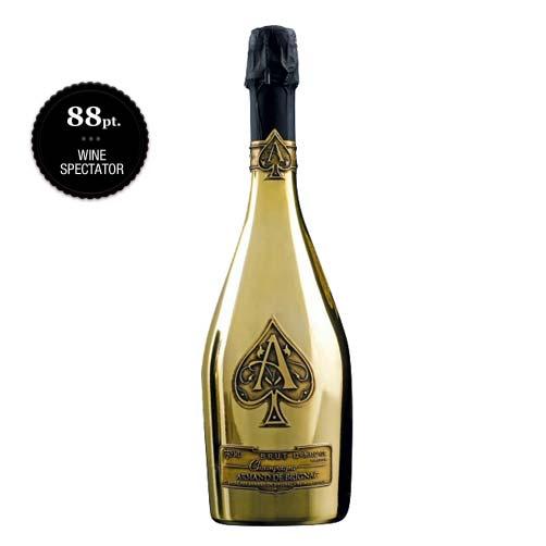 """Champagne Brut """"Armand de Brignac Gold"""""""