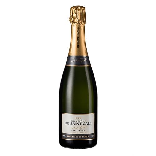 Champagne Brut Blanc de Blanc Premier Cru Magnum