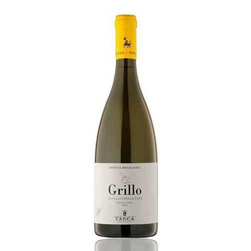 """Sicilia Grillo DOC """"Cavallo delle Fate"""""""