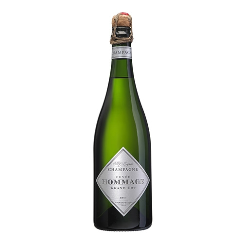 "Champagne Brut Blanc de Blancs Grand Cru ""Hommage"""