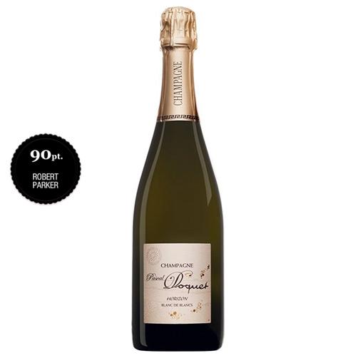 "Champagne Brut Blanc de Blancs ""Horizon"""