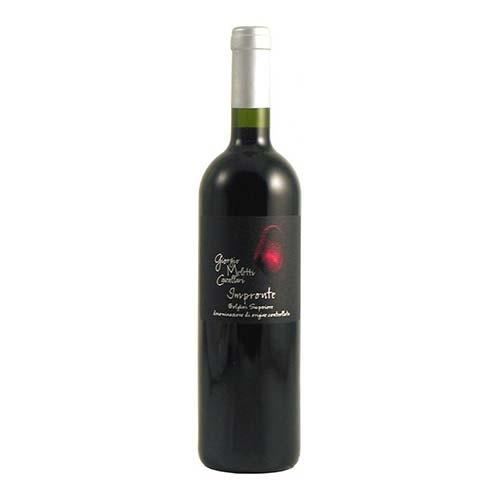 """Bolgheri Rosso Superiore DOC """"Impronte"""" 2013 Magnum"""