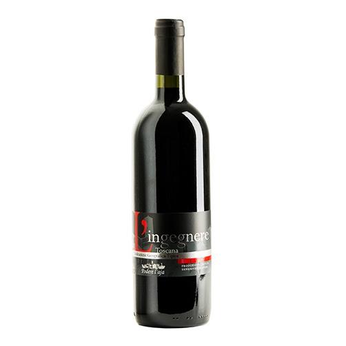 """Toscana Rosso IGT """"LIngegnere"""""""