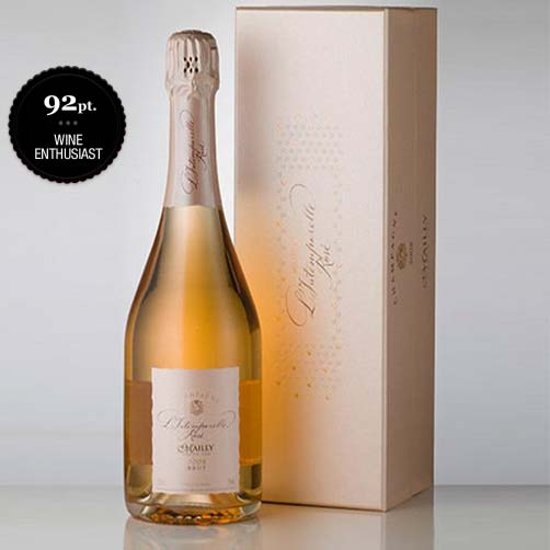 """Champagne Brut Rosé Grand Cru """"L'Intemporelle Rosé"""""""