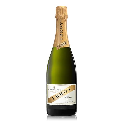 "Champagne Brut ""Irroy Carte DOr"""