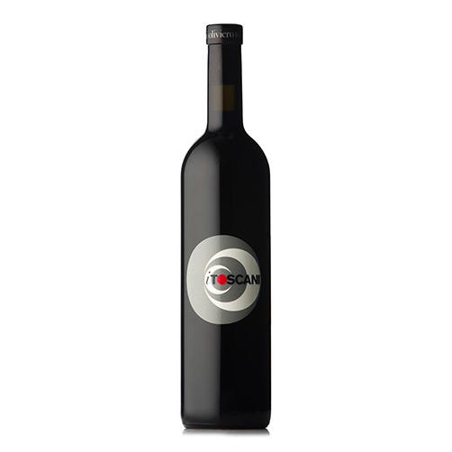 "Toscana Rosso IGT ""iToscani"""