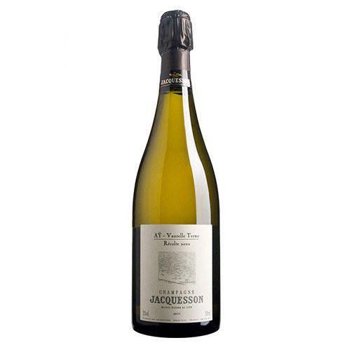 Champagne Extra Brut Blanc de Noirs Vauzelle Terme Aÿ Grand Cru 2005 Magnum