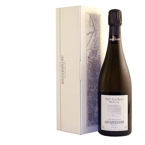 """Champagne Extra Brut Dizy 1er Cru """"Corne Bautray"""" 2004 Magnum"""