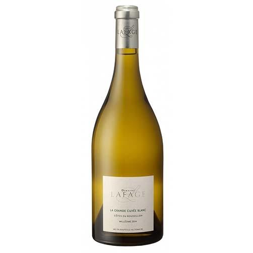 """Côtes du Roussillon Blanc """"Grande Cuvée Blanc"""""""