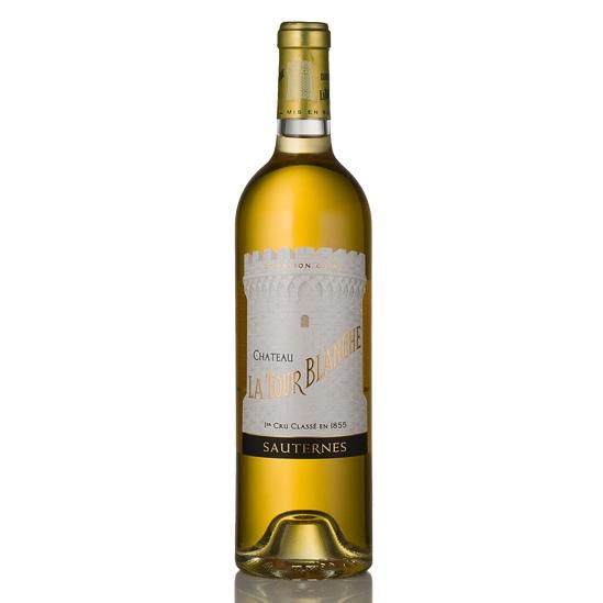 """Sauternes """"Château La Tour Blanche"""" 1er Cru"""