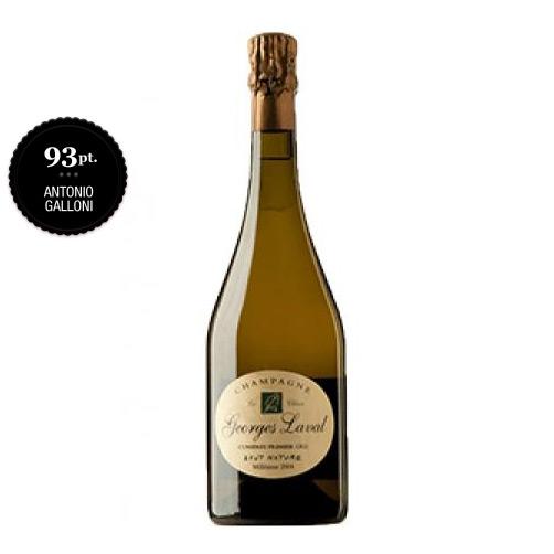 """Champagne Brut Nature Blanc de Blancs Cumières 1er Cru """"Les Chênes"""""""