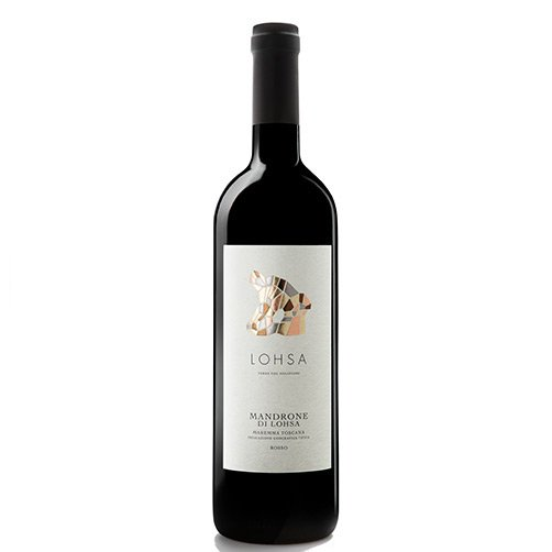 "Toscana Rosso IGT ""Mandrone di Lohsa"""