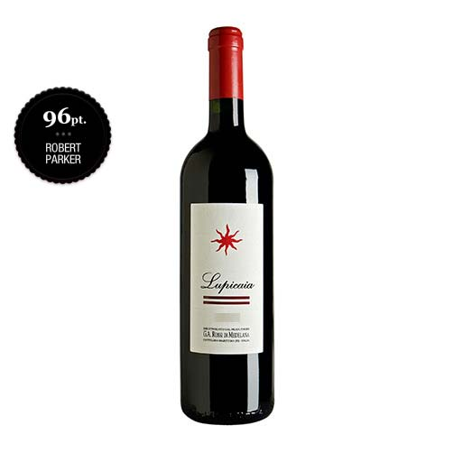 "Toscana Rosso IGT ""Lupicaia"""