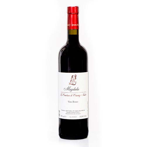 "Vino Rosso ""Magdala"""