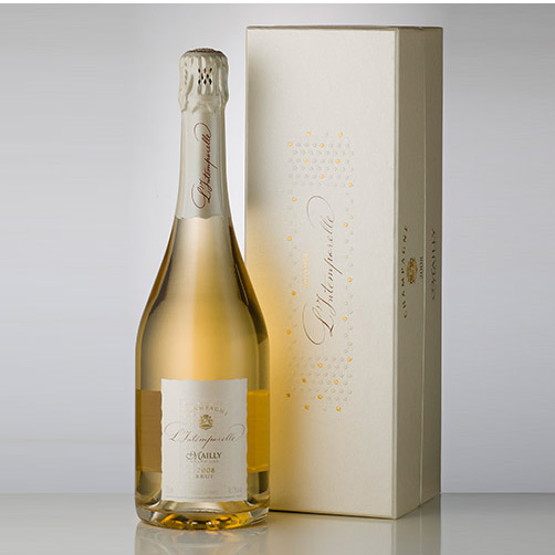 "Champagne Brut Grand Cru ""L'Intemporelle"""