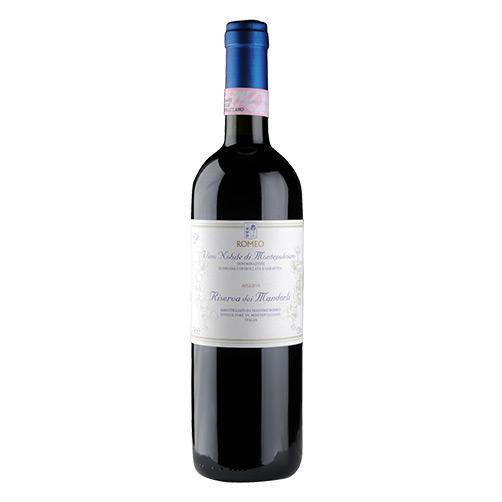 """Vino Nobile di Montepulciano Riserva DOCG """"Riserva dei Mandorli"""" 2004 Magnum"""
