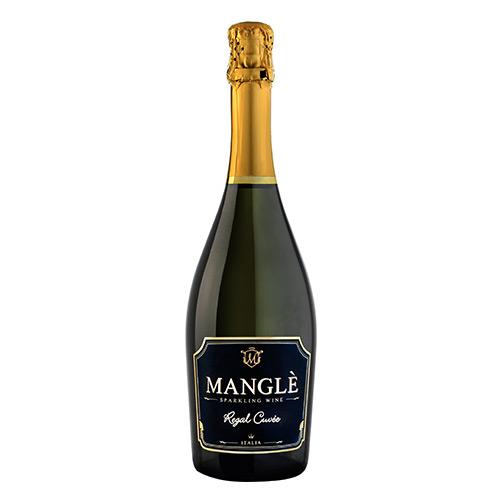 "Spumante Brut ""Manglè, Regal Cuvée"""