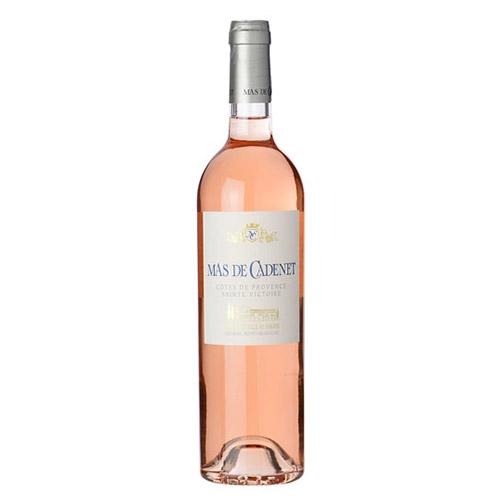 """Côtes de Provence Sainte Victoire Rosé """"Mas de Cadenet"""""""