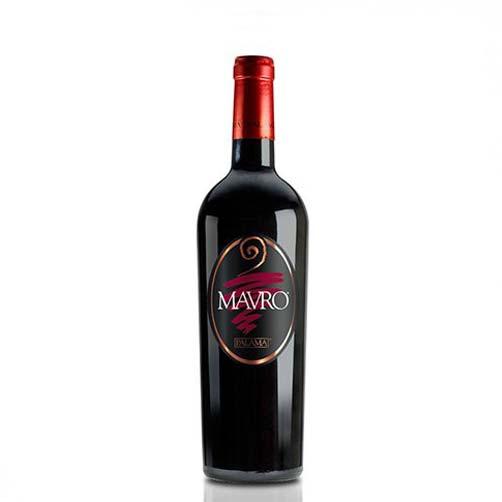 "Salento rosso IGP ""Mavro"""