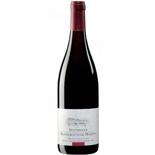 "Alto Adige Pinot Nero DOC ""Mazzon"""