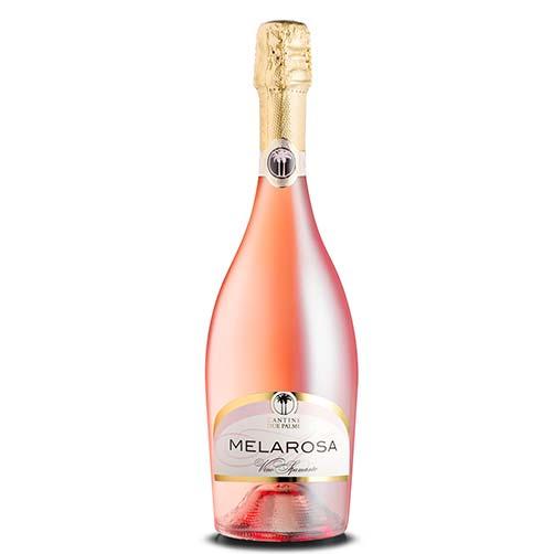 "Spumante Metodo Martinotti Extra Dry Rosé ""Melarosa"""