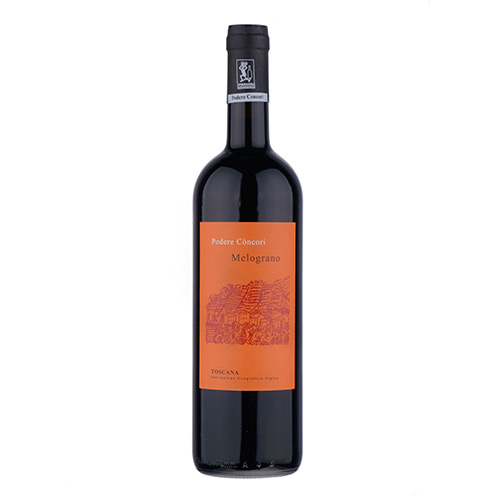 "Toscana Rosso IGT ""Melograno"""