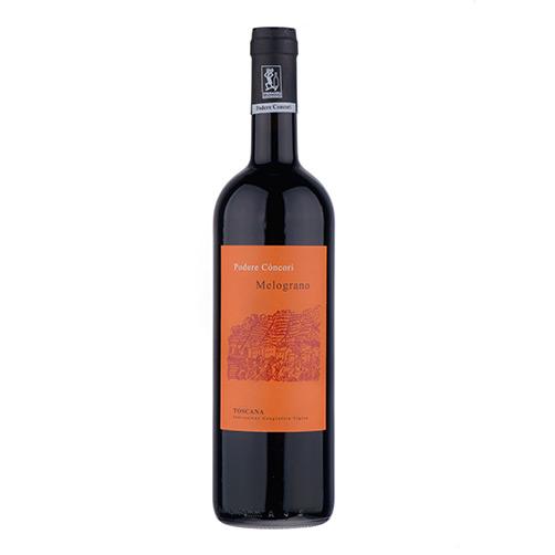 "Toscana Rosso IGT ""Melograno"" 2014 Magnum"