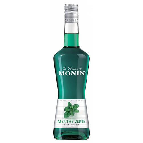 Liqueur Creme de Menthe Verte