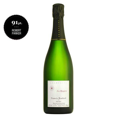 """Champagne Extra Brut Blanc de Noirs """"Les Murgiers"""""""